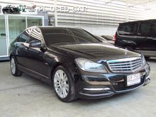 2011 Mercedes-Benz C200 BlueEFFICIENCY W204 (ปี 08-14) Elegance 1.8 AT Sedan