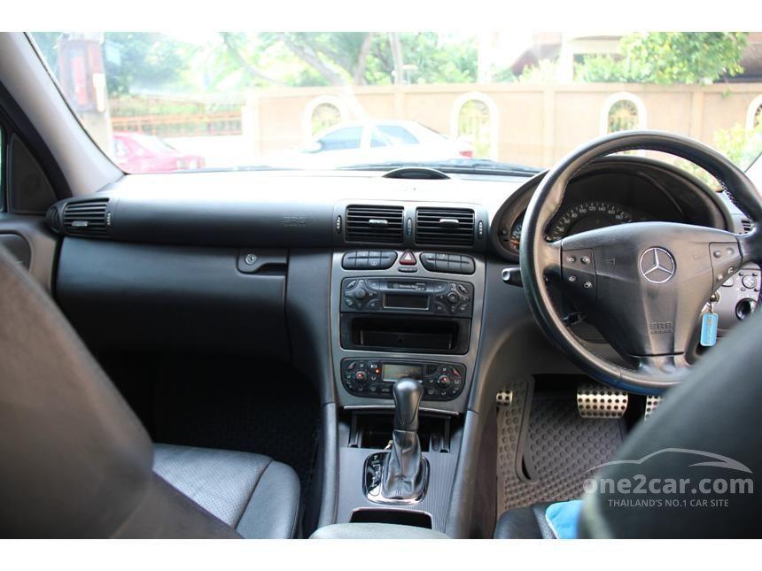 2004 Mercedes-Benz C200 Kompressor AMG Sedan