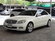2009 Mercedes-Benz C200 Kompressor W204 (ปี 08-14) Avantgarde 1.8 AT Sedan