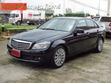 2011 Mercedes-Benz C200 Kompressor W204 (ปี 08-14) Avantgarde 1.8 AT Sedan