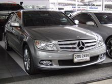 2008 Mercedes-Benz C200 Kompressor W204 (ปี 08-14) Avantgarde 1.8 AT Sedan