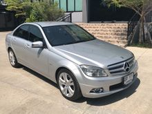 2010 Mercedes-Benz C200 Kompressor W204 (ปี 08-14) Avantgarde 1.8 AT Sedan