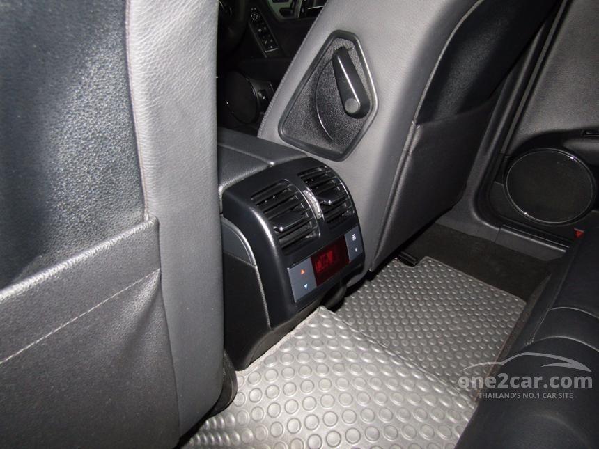 2010 Mercedes-Benz C200 Kompressor Avantgarde Sedan