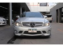 2007 Mercedes-Benz C200 Kompressor W204 (ปี 08-14) Avantgarde 1.8 AT Sedan