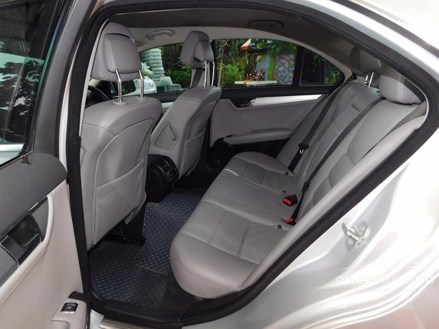 2009 Mercedes-Benz C200 Kompressor Avantgarde Sedan