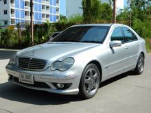 2002 Mercedes-Benz C200 Kompressor W203 (ปี 01-07) Elegance 2.0 AT Sedan