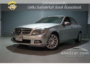2010 Mercedes-Benz C200 Kompressor 1.8 W204 (ปี 08-14) Elegance Sedan AT