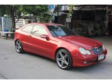 2011 Mercedes-Benz C200 Kompressor W203 (ปี 01-07) Elegance 2.0 AT Sedan