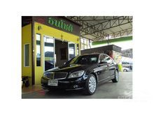 2009 Mercedes-Benz C200 Kompressor W204 (ปี 08-14) Elegance 1.8 AT Sedan