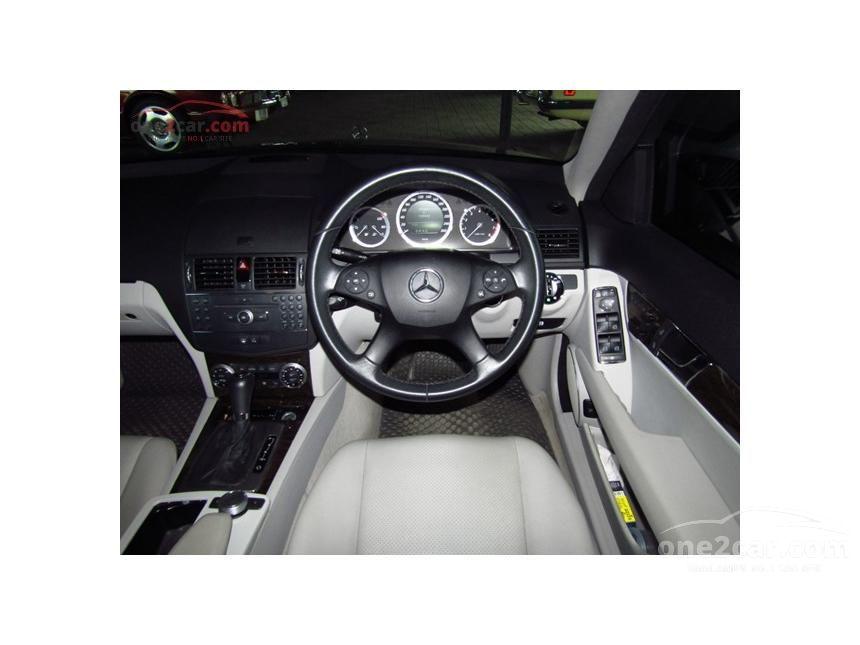 2010 Mercedes-Benz C200 Kompressor Elegance Sedan