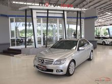 2010 Mercedes-Benz C200 Kompressor W204 (ปี 08-14) Elegance 1.8 AT Sedan