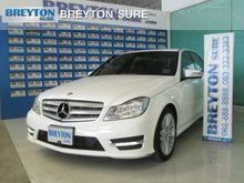 2014 Mercedes-Benz C200 W204 (ปี 08-14) 1.8 AT Sedan