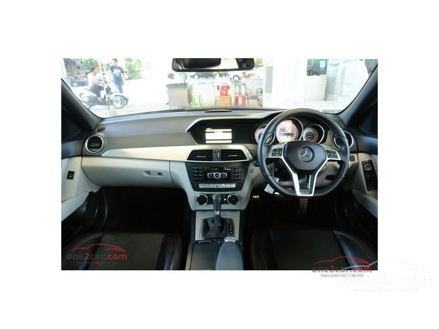 2012 Mercedes-Benz C200 Style Sedan