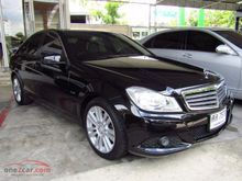 2012 Mercedes-Benz C200 W204 (ปี 08-14) Style 1.8 AT Sedan