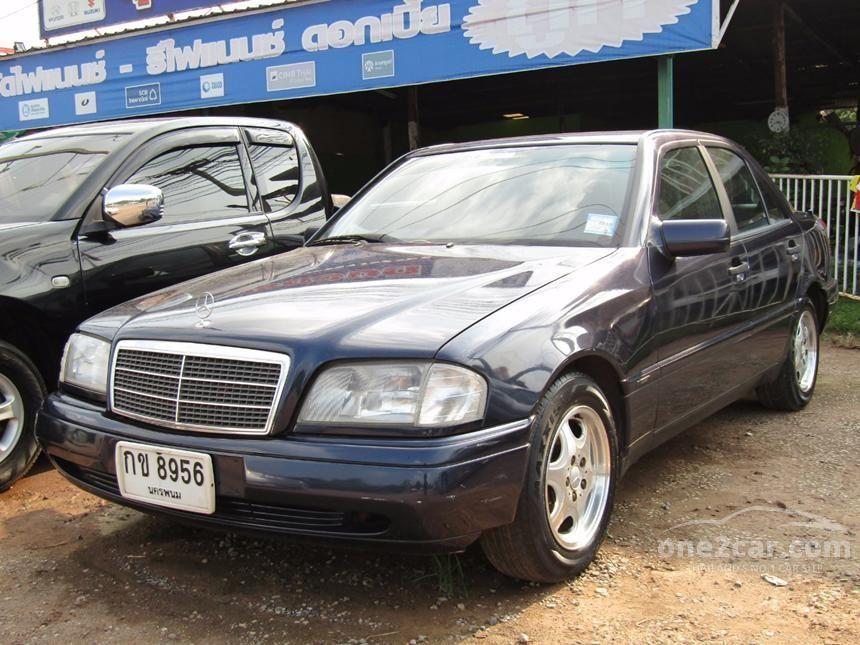 1997 Mercedes-Benz C200 Wagon