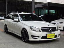 2012 Mercedes-Benz C200 BlueEFFICIENCY W204 (ปี 08-14) 1.8 AT Wagon
