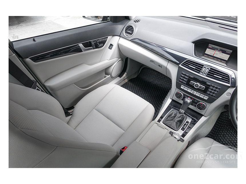 2013 Mercedes-Benz C220 CDI Executive Sedan