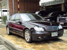 2007 Mercedes-Benz C220 CDI W203 (ปี 01-07) Elegance 2.1 AT Sedan