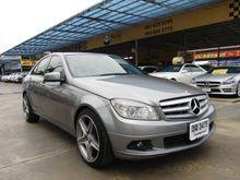 2011 Mercedes-Benz C220 CDI W204 (ปี 08-14) 2.1 AT Sedan