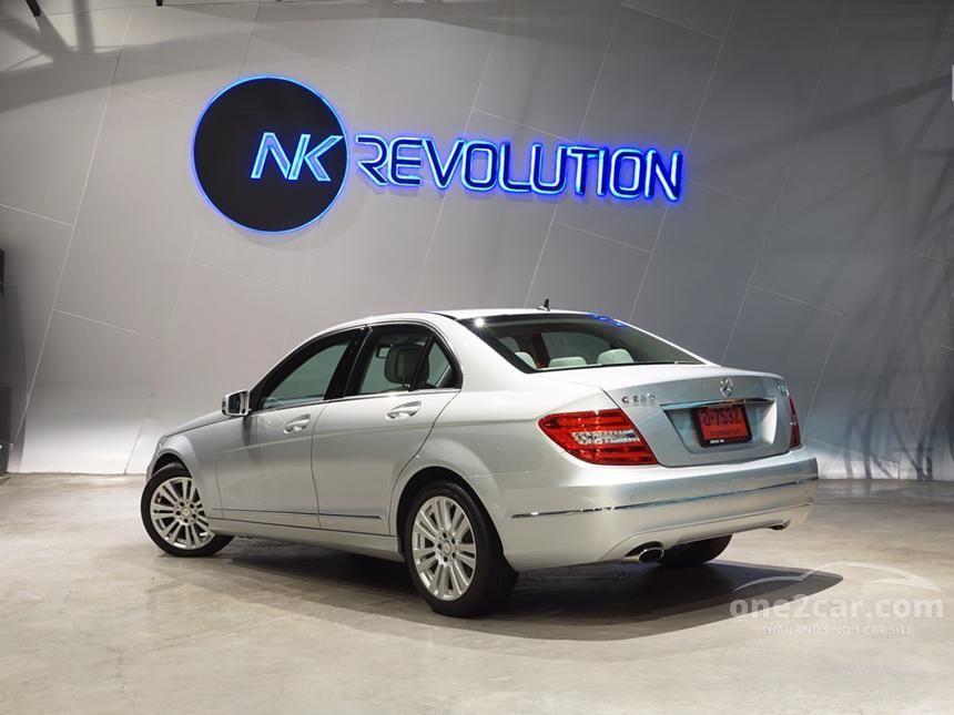 2013 Mercedes-Benz C220 CDI W204 Elegance Sedan