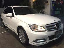 2013 Mercedes-Benz C220 CDI W204 (ปี 08-14) W204 Elegance 2.2 AT Sedan