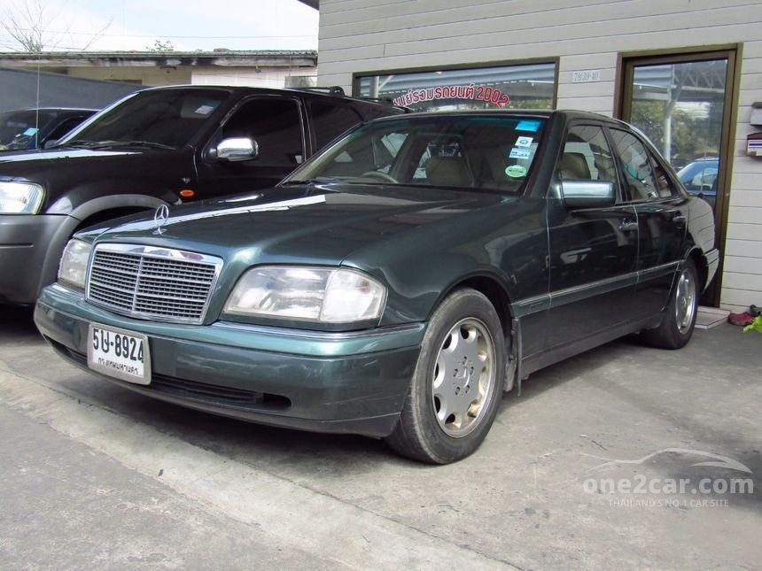 1996 Mercedes-Benz C220 Elegance Sedan