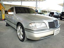 2000 Mercedes-Benz C220 W202 (ปี 93-00) Elegance 2.2 AT Sedan