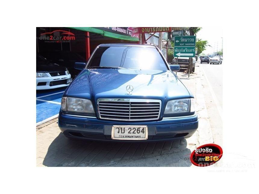 1994 Mercedes-Benz C220 Elegance Sedan