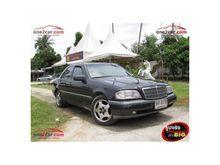 1995 Mercedes-Benz C220 W202 (ปี 93-00) Elegance 2.2 AT Sedan