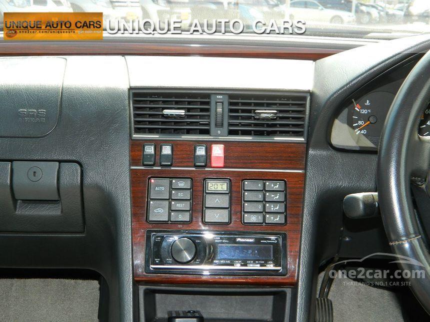 1997 Mercedes-Benz C220 Sedan