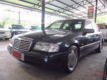 1994 Mercedes-Benz C220 W202 (ปี 93-00) Sport 2.2 AT Sedan
