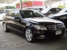 2009 Mercedes-Benz C230 W204 (ปี 08-14) Avantgarde 2.5 AT Sedan