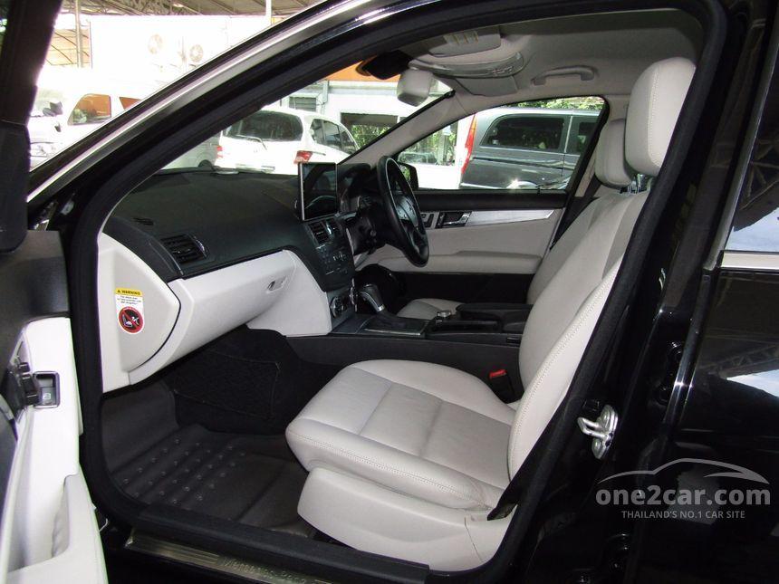 2009 Mercedes-Benz C230 Avantgarde Sedan