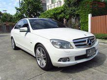 2010 Mercedes-Benz C230 W204 (ปี 08-14) Avantgarde 2.5 AT Sedan
