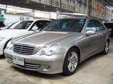 2006 Mercedes-Benz C230 Kompressor W203 (ปี 01-07) Avantgarde 1.8 AT Sedan