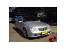 2002 Mercedes-Benz C230 Kompressor W203 (ปี 01-07) Sports 2.3 AT Coupe