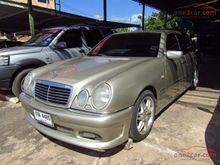 1996 Mercedes-Benz C230 W202 (ปี 93-00) 2.3 AT Sedan