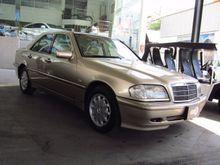 2001 Mercedes-Benz C240 W202 (ปี 93-00) 2.4 AT Sedan
