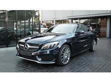 2016 Mercedes-Benz C250 W205 (ปี 14-19) W206 (ปี 14-19) AMG  Dynamic 2.0 AT Coupe