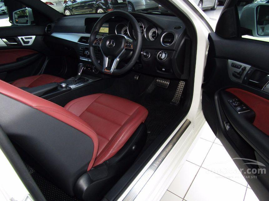 2012 Mercedes-Benz C250 Avantgarde Coupe