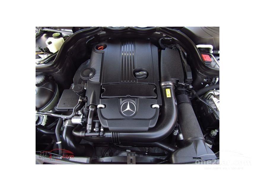 2011 Mercedes-Benz C250 Avantgarde Sedan