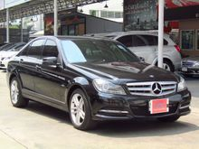 2012 Mercedes-Benz C250 CDI BlueEFFICIENCY W204 (ปี 08-14) Avantgarde 2.1 AT Sedan