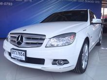2011 Mercedes-Benz C250 CDI BlueEFFICIENCY W204 (ปี 08-14) Avantgarde 2.1 AT Sedan