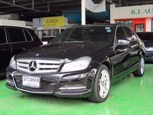 2012 Mercedes-Benz C250 CDI BlueEFFICIENCY W204 (ปี 08-14) Avantgarde 2.1 AT Sedan