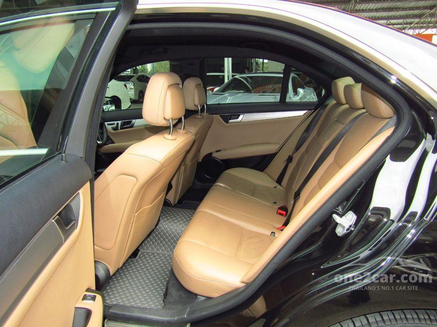 2011 Mercedes-Benz C250 CDI Avantgarde Sedan