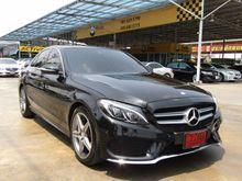 2017 Mercedes-Benz C250 CGI W204 (ปี 08-14) AMG 1.8 AT Sedan
