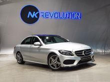 2014 Mercedes-Benz C250 CGI BlueEFFICIENCY W204 (ปี 08-14) AMG 1.8 AT Sedan