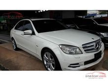 2011 Mercedes-Benz C250 CGI BlueEFFICIENCY W204 (ปี 08-14) Avantgarde 1.8 AT Sedan