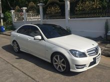 2013 Mercedes-Benz C250 CGI BlueEFFICIENCY W204 (ปี 08-14) Avantgarde 1.8 AT Sedan