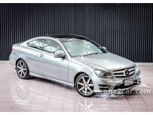 2011 Mercedes-Benz C250 BlueEFFICIENCY 1.8 W204 (ปี 08-14) Coupe AT